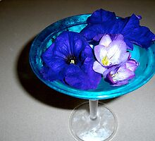 "Drunk on ""Flower Martinis"" by Artcool"