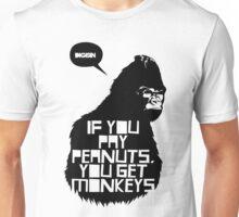 Monkey Unisex T-Shirt
