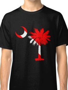Diver Flag Palmetto Moon Classic T-Shirt