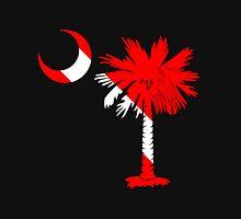 Diver Flag Palmetto Moon Unisex T-Shirt