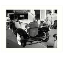 Ford Coupe Art Print