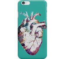 Anatomy - Heart (Oil Paint) iPhone Case/Skin