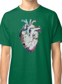 Anatomy - Heart (Oil Paint) Classic T-Shirt