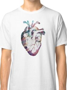 Anatomy - Heart (Oil Paint) Classic T-Shirt