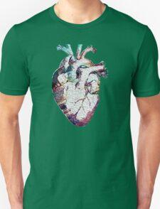 Anatomy - Heart (Oil Paint) Unisex T-Shirt