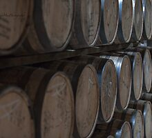 Glenmorangie Scotch Whisky Casks by Yannik Hay