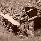 Goldrush - Old mine near Silverton, Colorado by jiggy