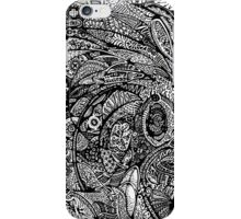 The waves of the unseen iPhone Case/Skin
