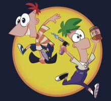 Phineas N Ferb - Circle by KicsterAsh