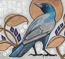 Grackle's Day Out by Lynnette Shelley
