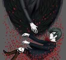 Young Master, Take My Hand. - Black Butler Fan Art by ClimbTheIvy