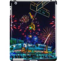 Saturday Night At Coney Island iPad Case/Skin