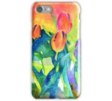 Welcome spring iPhone Case/Skin