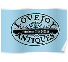 Lovejoy Antiques,  Inspired TV ....... Poster