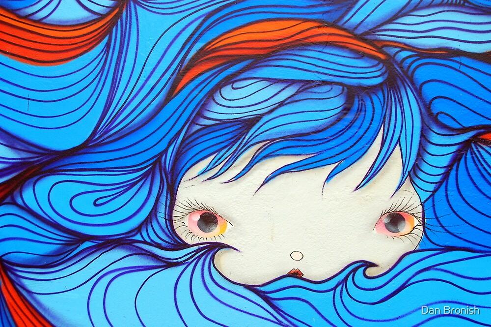 Dreamscape Girl by Dan Bronish