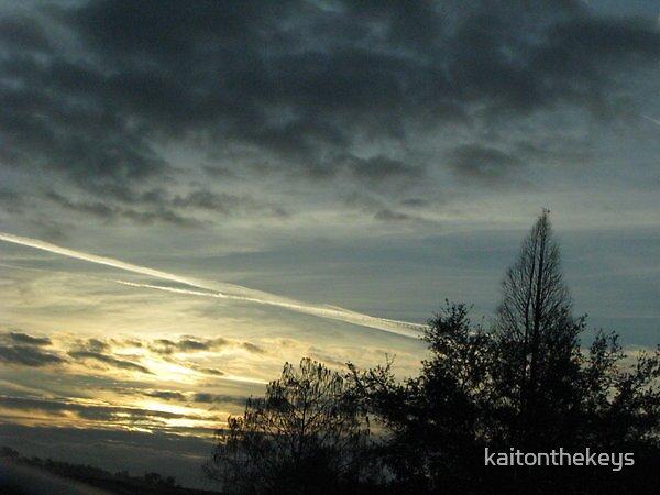 Sunset to Sunrise by kaitonthekeys