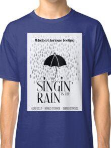 Singin' in the Rain Movie Poster Classic T-Shirt