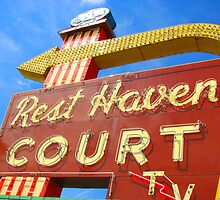 Rest Haven Court by Route66