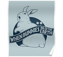 When Buns Ruled the Earth Poster
