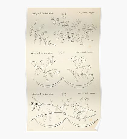 Briggs & Company Patent Transferring Papers Kate Greenaway 1886 0042 Poster