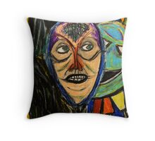 Do you remember me when I was you? Throw Pillow