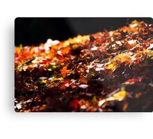 and they all fall down Metal Print
