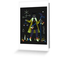 Witch Series: Potions Greeting Card