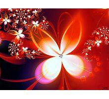 Garden of Love Photographic Print