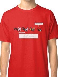 PPL Comics Ruins the Internet Classic T-Shirt