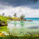 Admiralty House beach Spanish Point Park Bermuda.... by buddybetsy