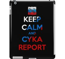 RussiA 2 iPad Case/Skin