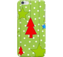 Hanging Christmas iPhone Case/Skin