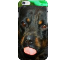 Tyson and tongue iPhone Case/Skin