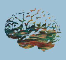 Anatomy - Brain Kids Tee