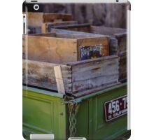 Trucks and Crates iPad Case/Skin