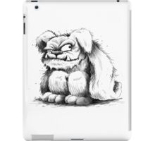 The Grunkle Chunk - Furry Monster iPad Case/Skin