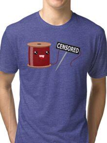 Sew Wrong Tri-blend T-Shirt