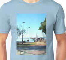 Urangan Jetty  Hervey Bay Australia Unisex T-Shirt