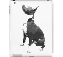 Pit Bull dog iPad Case/Skin