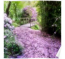 Spring in Pink Poster