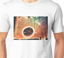 Spinning Sparks Unisex T-Shirt