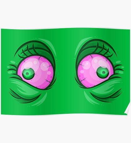 Happy Eyes Poster
