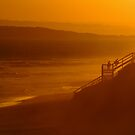 Thirteen Beach, End Of Day by Joe Mortelliti