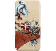 Regurgitating Progress iPhone Case/Skin