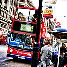 The essence of London by Hugster62