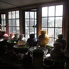 Pots In The Window (2) by MagsWilliamson