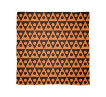 Pattern 260514 - Orange and Black Scarf