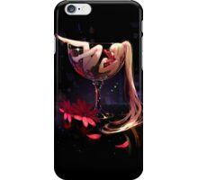 Girl in Glass iPhone Case/Skin