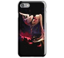 Girl in Glass iPhone Case/Skin