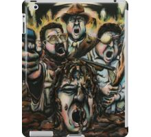 Quartet of Screaming Goodmans iPad Case/Skin